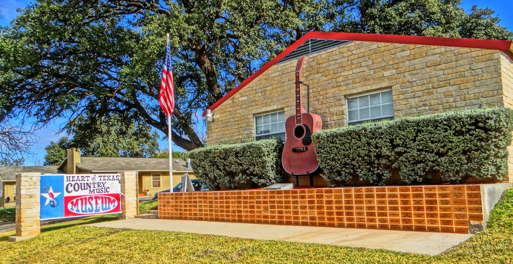 Heart of Texas Country Music Museum1000px