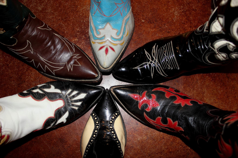 boots from jimmy newman junior brown hank thompson hank snow trisha yearwood and carl smith