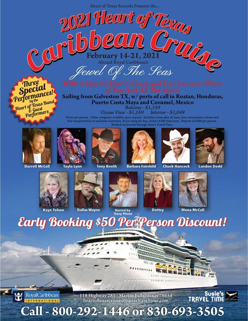 heart of texas cruise 2021