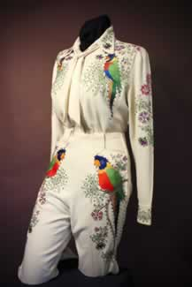 q judy lynns first rhinestone stage suit 5