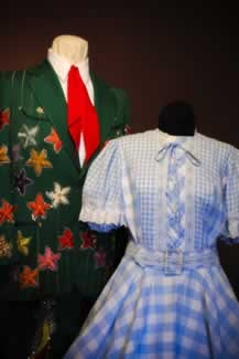v johnnys nudie suit and kittys gingham dress 3
