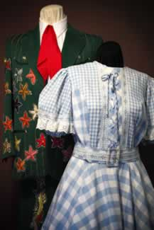v johnnys nudie suit and kittys gingham dress 4